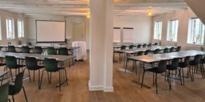 Hold konference på Strandhotel Røsnæs