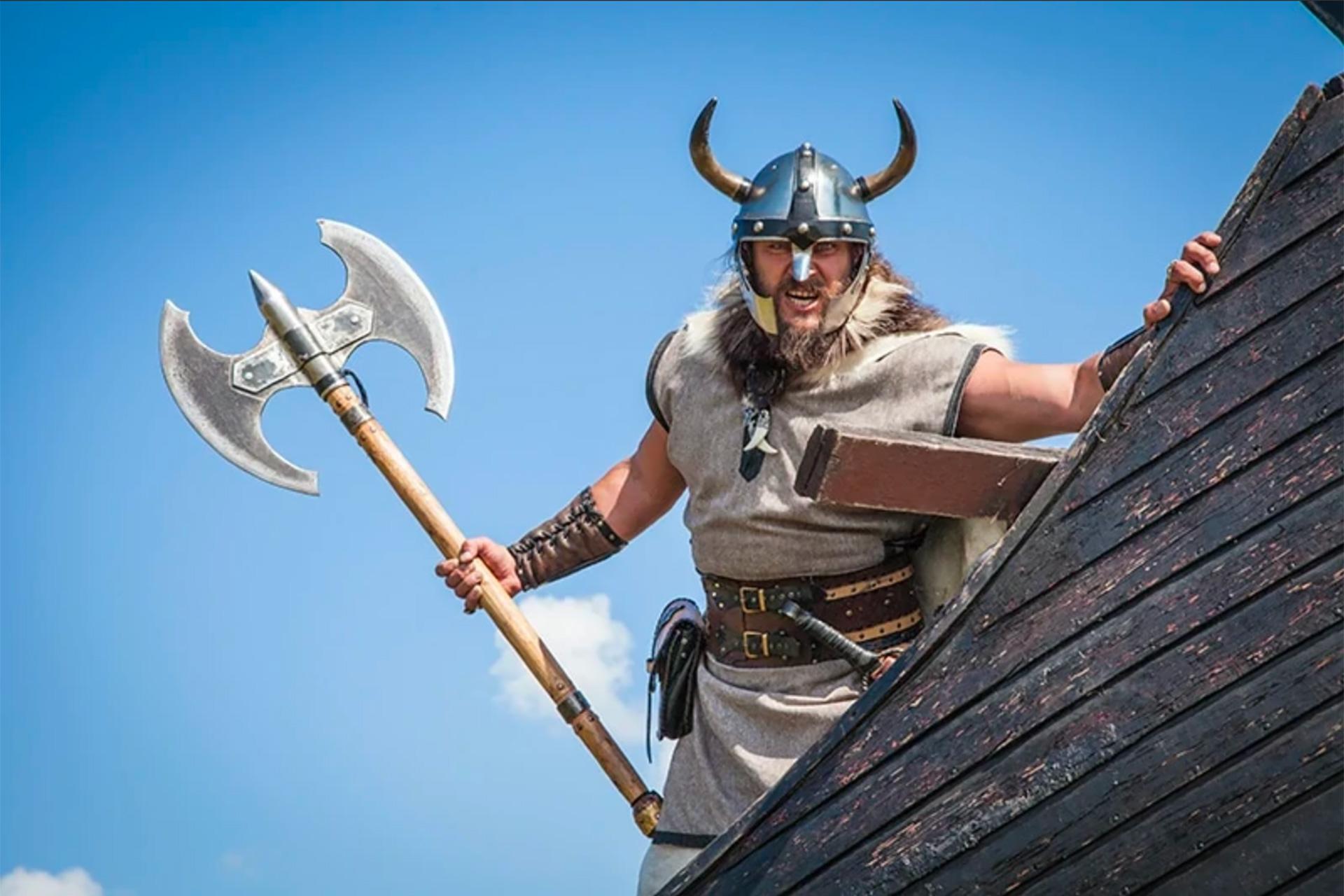 Teambuilding GoTeam Viking Games