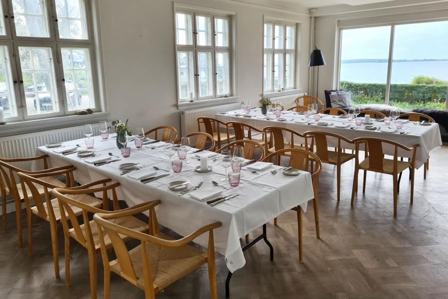 Firma frokost Restaurant Næs