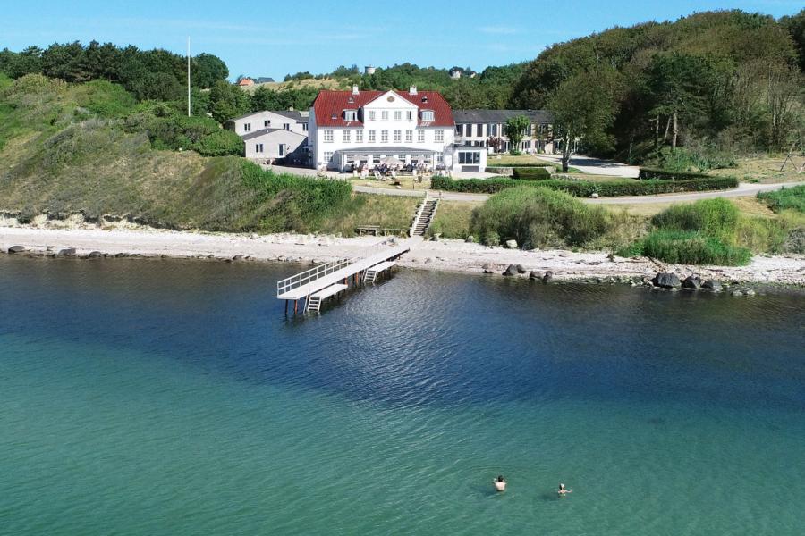 Strandhotel Røsnæs Danmarks bedste badehotel 2021
